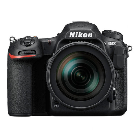Nikon D500 Single Lens kit with 16-80mm Lens