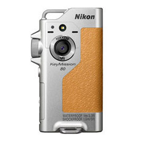Nikon KeyMission 80 Action Cam - Silver