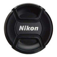Nikon LC-58 Snap-On Front Lens Cap - LC58