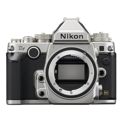 Nikon Df Body Only - Silver