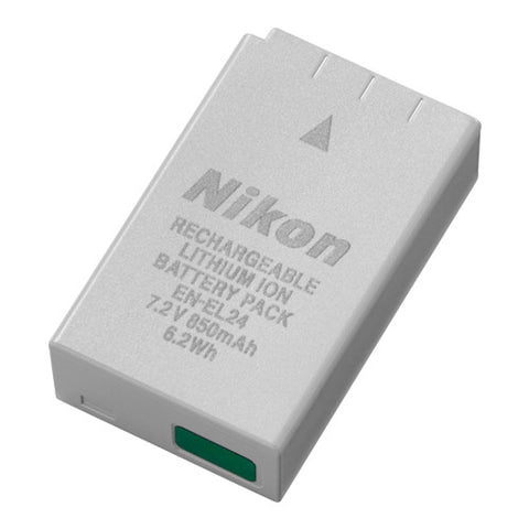Nikon EN-EL24 Battery - ENEL24