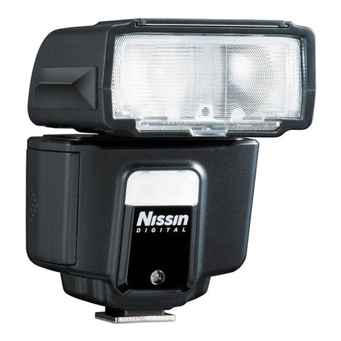 Nissin i40 Flash for Sony Multi Interface