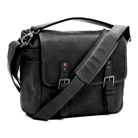 ONA Berlin II Messenger Bag - Black