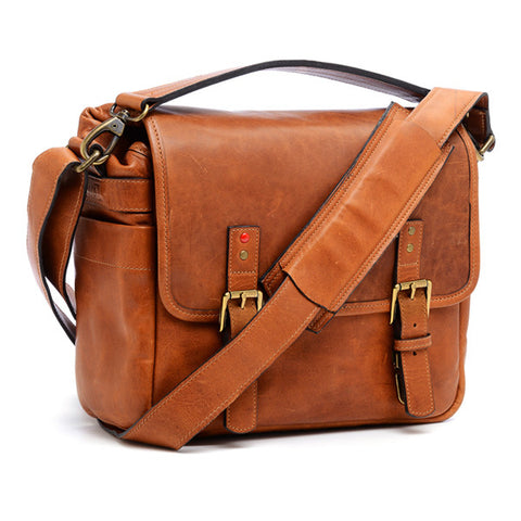 ONA Berlin II Messenger Bag - Vintage Bourbon