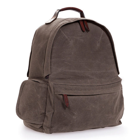 ONA Bolton Street Backpack - Dark Tan
