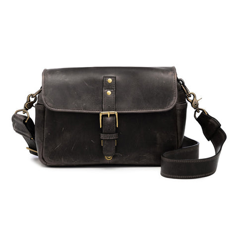 ONA Bowery Messenger Bag - Dark Truffle