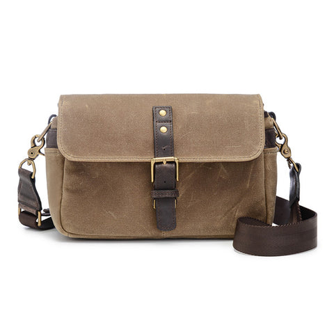 ONA Bowery Messenger Bag - Field Tan