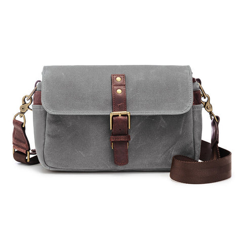 ONA Bowery Messenger Bag - Smoke