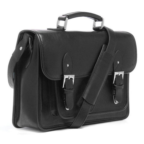 ONA Brooklyn Shoulder Bag - Black