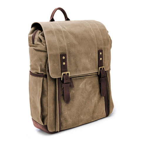 ONA Camps Bay Backpack - Field Tan