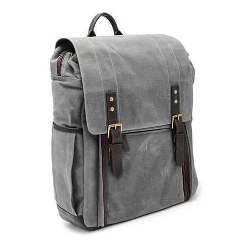 ONA Camps Bay Backpack - Smoke