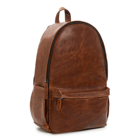 ONA Clifton Backpack - Antique Cognac