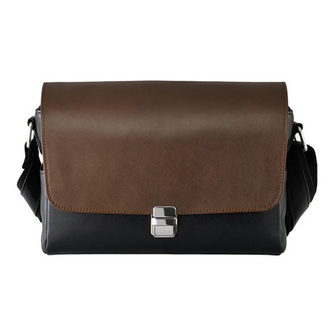 Olympus CBG-11 PR Genuine Leather Camera Bag - Brown