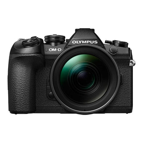 Olympus OM-D E-M1 Mark II Single Lens Kit with 12-100mm Lens