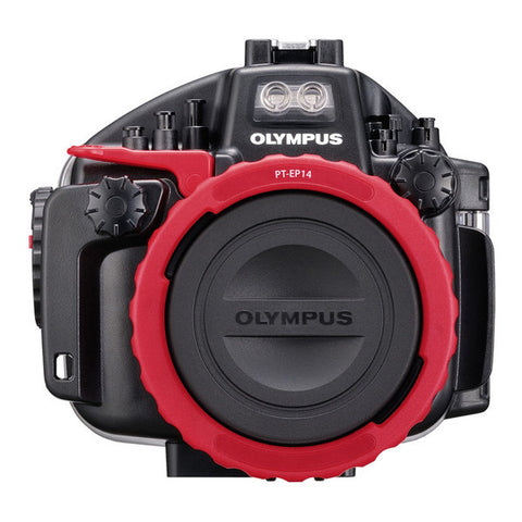Olympus PT-EP14 Underwater Housing for E-M1 Mark II