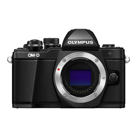 Olympus OM-D E-M10 Mark II Body Only - Black