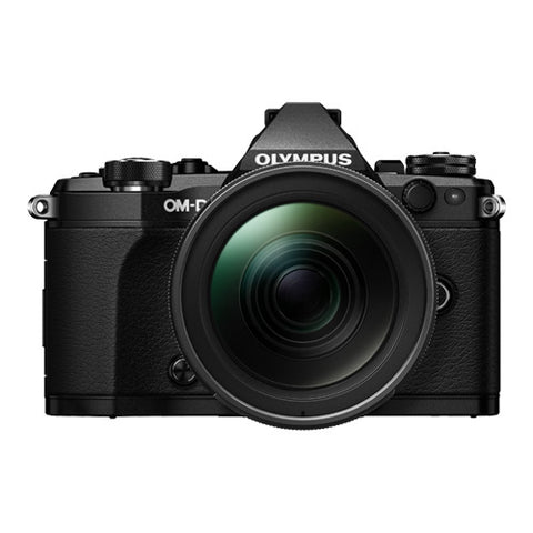 Olympus OM-D E-M5 Mark II PRO Kit with 12-40mm Lens - Black