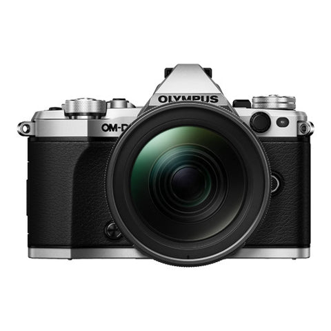 Olympus OM-D E-M5 Mark II PRO Kit with 12-40mm Lens - Silver