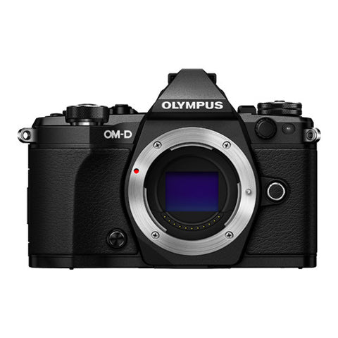 Olympus OM-D E-M5 Mark II Body Only - Black