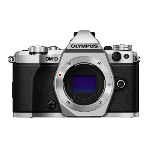 Olympus OM-D E-M5 Mark II Body Only - Silver