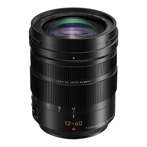 Panasonic LEICA DG VARIO-ELMARIT 12-60mm F2.8-4.0 ASPH. POWER O.I.S. Lens