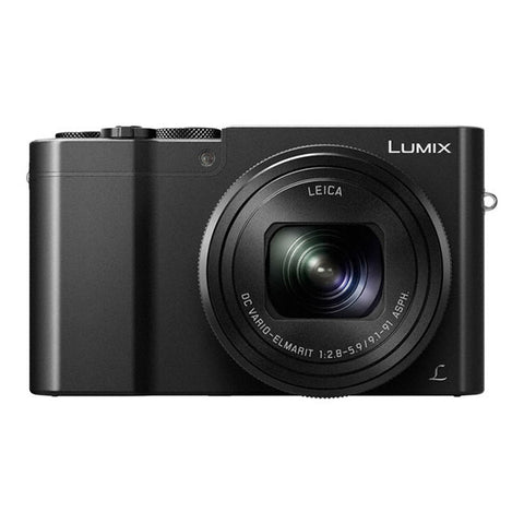 Panasonic DMC-TZ110 Digital Camera - Black