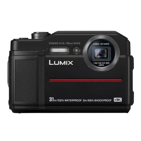 Panasonic LUMIX DC-FT7 Digital Camera - Black