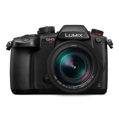Panasonic LUMIX DC-GH5S Single Lens Kit with 12-60mm F2.8-4 Lens
