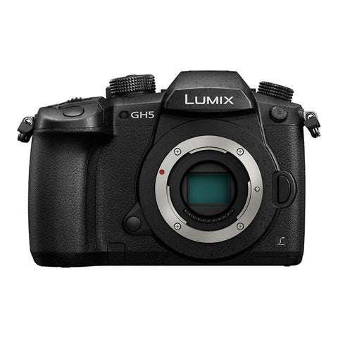 Panasonic LUMIX DMC-GH5 Body Only