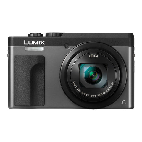 Panasonic LUMIX DC-TZ90 Digital Camera - Silver