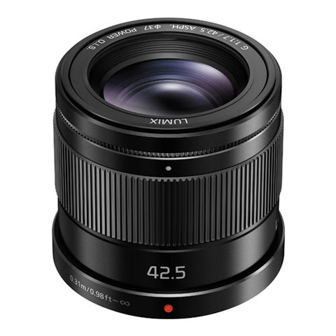 Panasonic LUMIX G 42.5mm F1.7 ASPH. POWER O.I.S. Lens
