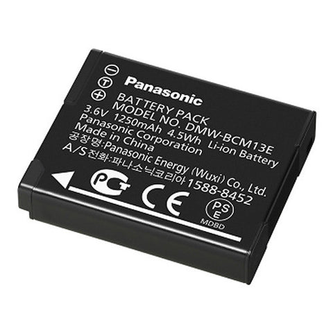 Panasonic DMW-BCG10E Battery Pack - DMWBCG10E
