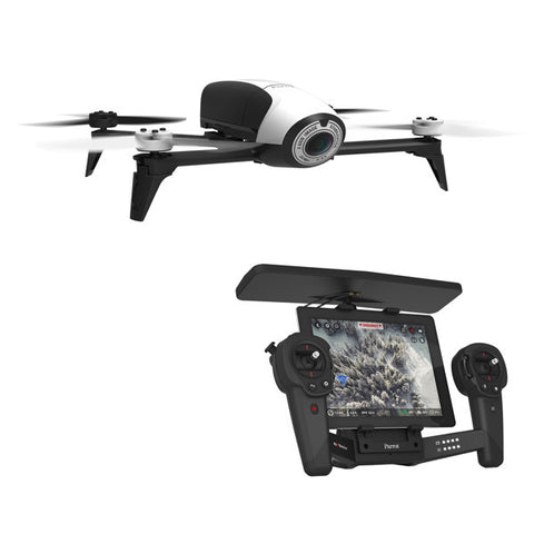 Parrot Bebop 2 Drone with SkyController - White