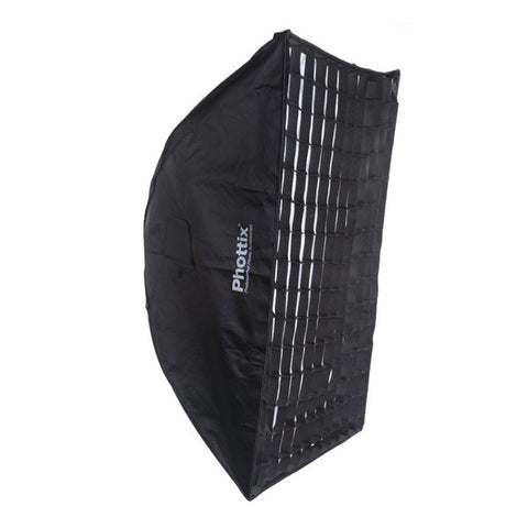 Phottix 2 in 1 Softbox with Grid - 91 x 122cm