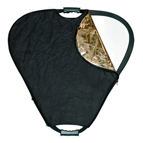 Phottix 5-in-1 Folding Triangle Reflector - 80cm