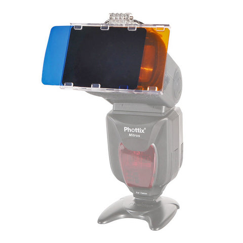 Phottix Hot Shoe Flash Gel Set