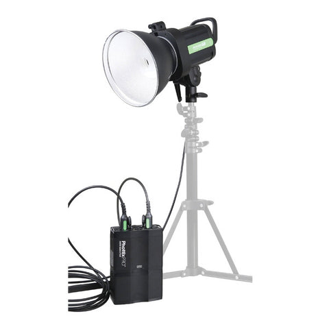 Phottix Indra 500 TTL Studio Light with Battery Pack Kit