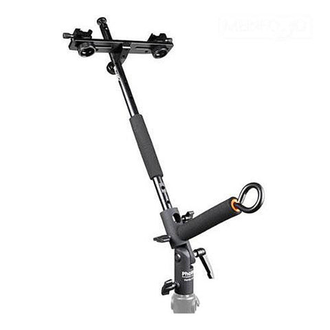 Phottix Multi Boom 16-inch Flash Bracket and Varos II BG Holder