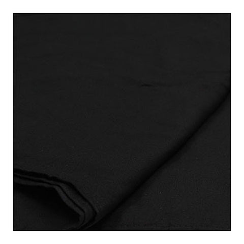 Phottix Seamless Muslin Backdrop 3 x 6m - Black