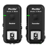 Phottix Strato II Multi 5-in-1 Wireless Trigger System