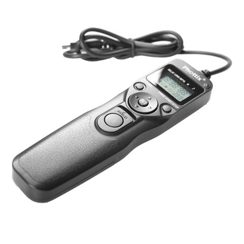 Phottix TR-90 Multi-function Timer Remote O6 for Olympus