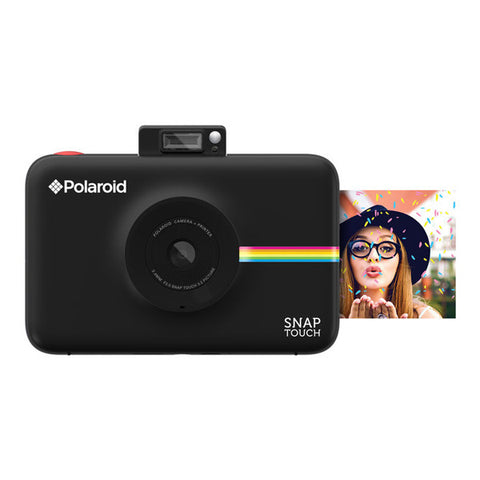Polaroid Snap Touch Instant Digital Camera - Black