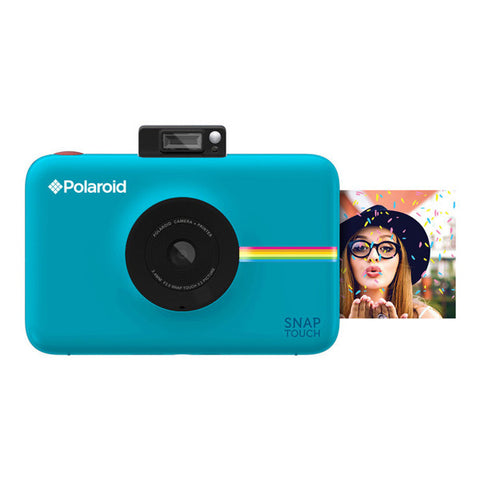 Polaroid Snap Touch Instant Digital Camera - Blue
