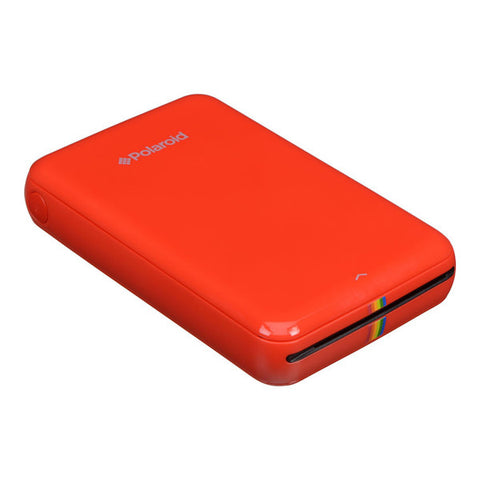 Polaroid ZIP Instant Photoprinter - Red