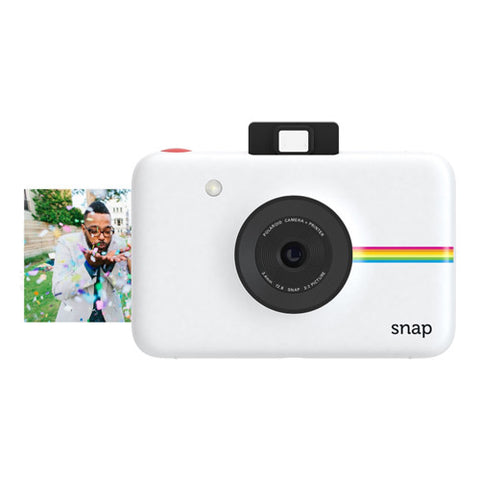 Polaroid Snap Instant Digital Camera - White