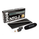 Rode NTG-2 Shotgun Microphone
