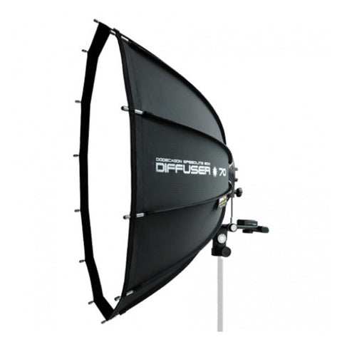 SMDV Hexagonal Softbox Flash Diffuser - 70cm