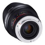 Samyang 12mm T2.2 ED AS NCS VDSLR CS Cine Lens