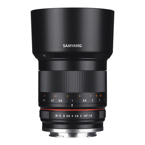 Samyang 50mm F1.2 AS UMC CS Lens