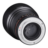 Samyang 85mm F1.4 AS IF UMC Lens - Nikon Mount with AE
